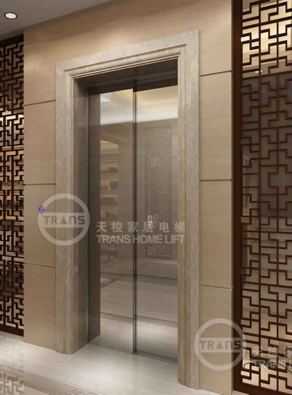 贾汪别墅电梯