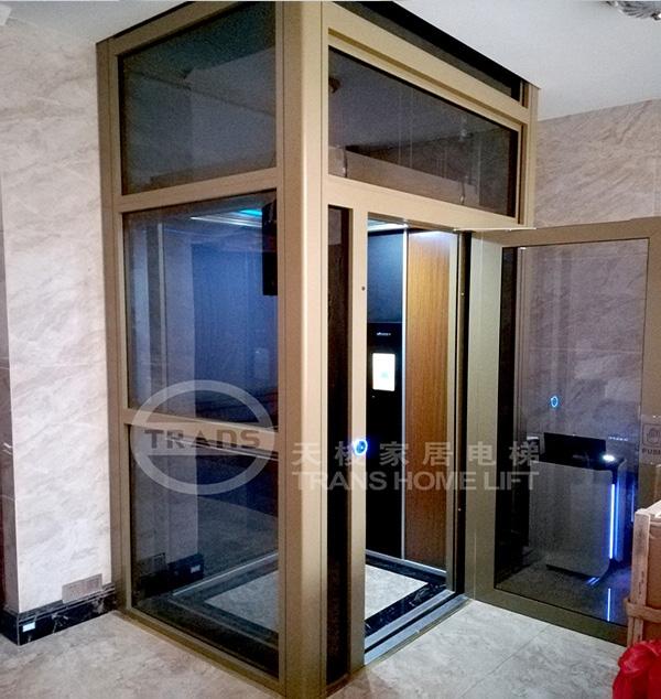 泉山森林海电梯安装