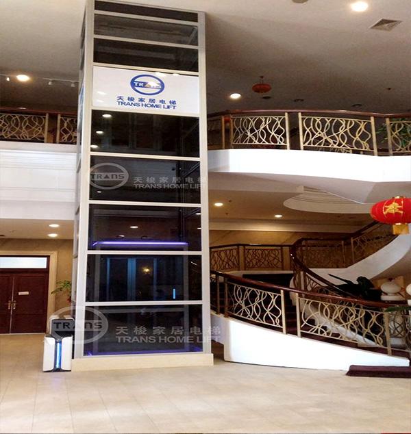 枫林学府电梯安装