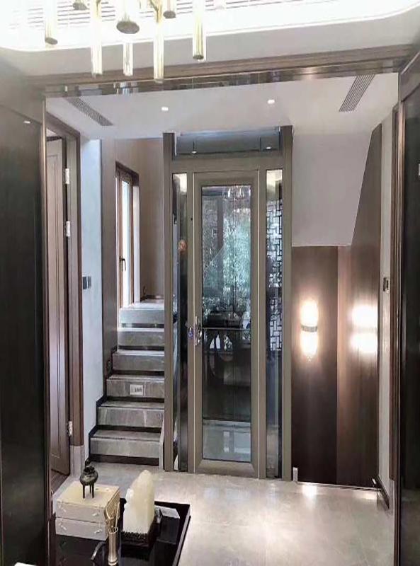 贾汪家用别墅电梯